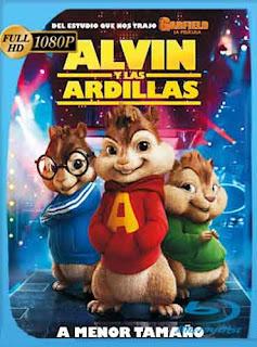 Alvin y Las Ardillas  2017 HD [1080p] Latino [Mega] dizonHD