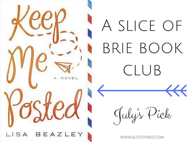 A Slice of Brie Book Club