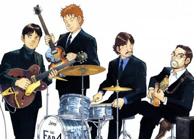 boku wa beatles manga final publicacion