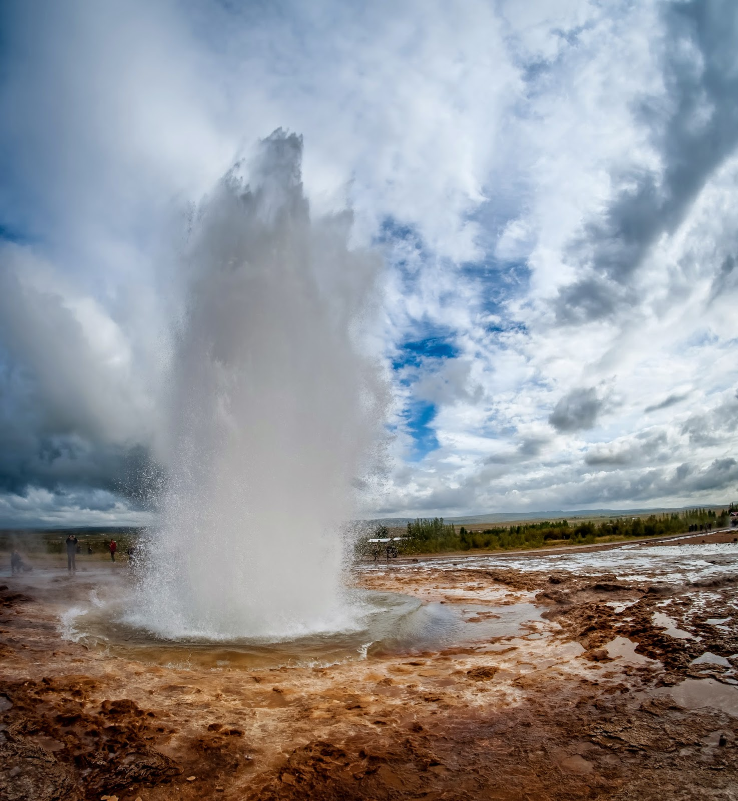 Islande Roadtrip Geysir