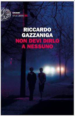 NON DEVI DIRLO A NESSUNO di Riccardo Cazzaniga