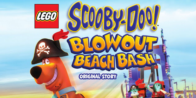 Lego Scooby-Doo! Blowout Beach Bash (2017) Subtitle Indonesia BluRay 1080p [Google Drive]
