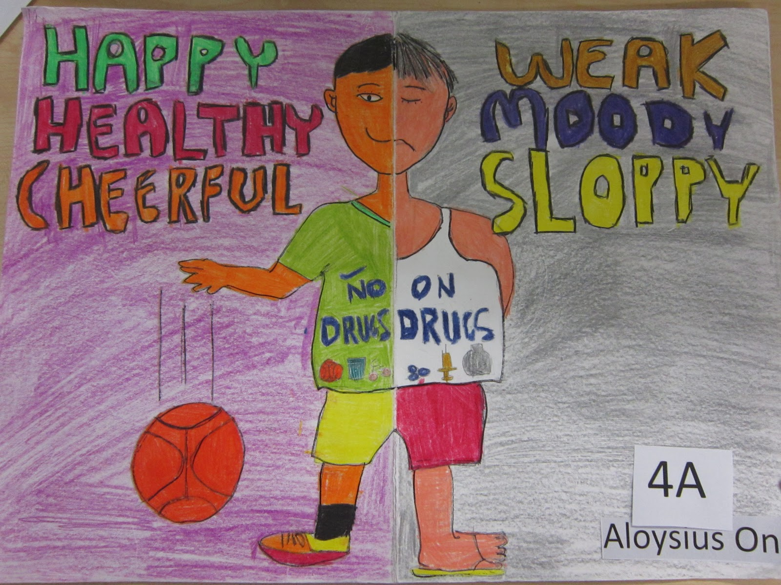 Anti Drug Posters For Kids | www.imgkid.com - The Image ...