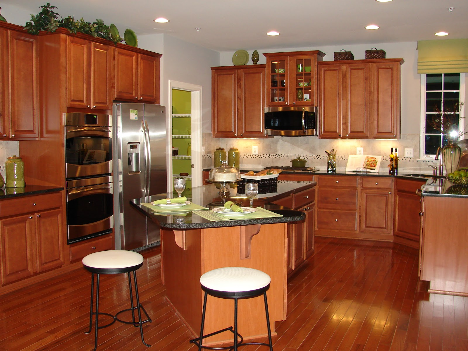 Ryan Homes Kitchen Options