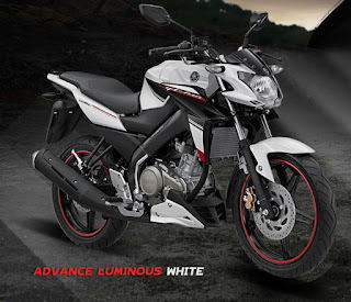 Yamaha Vixion Advance Luminous White