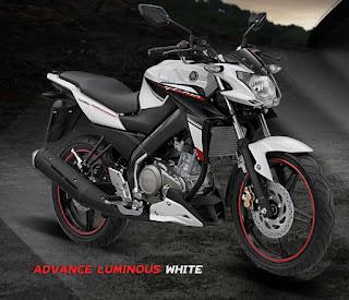 Yamaha Vixion Advance Luminous White