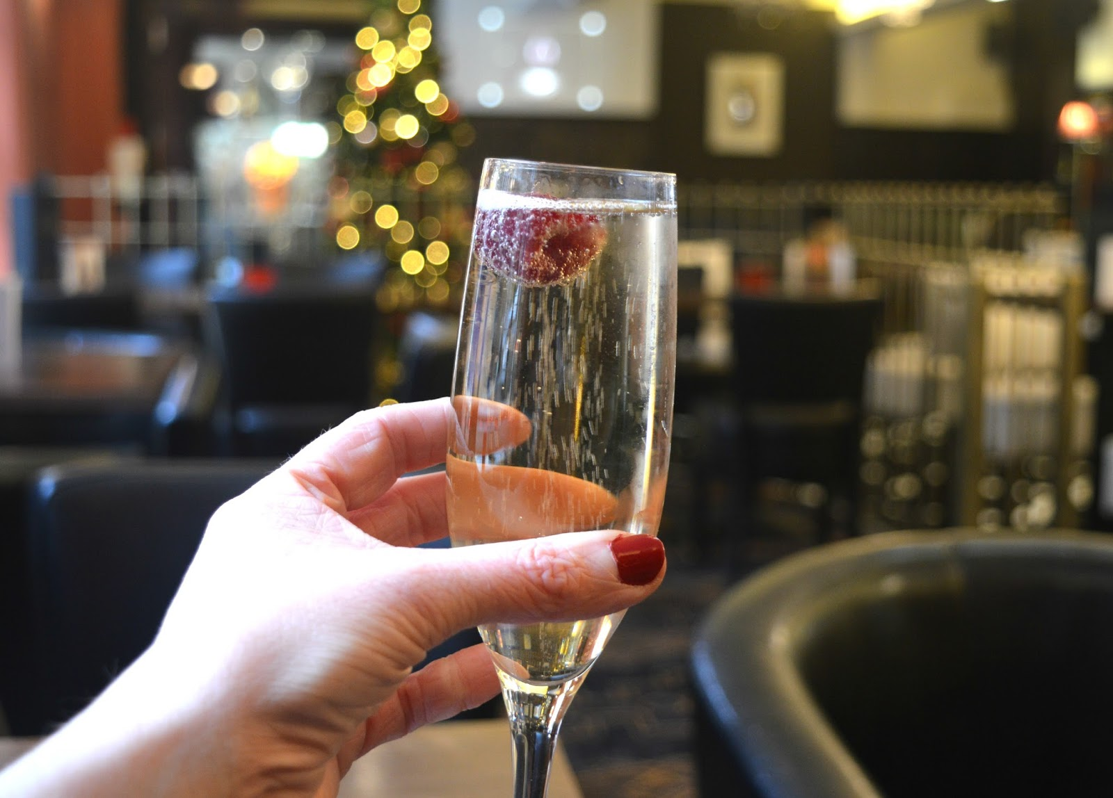 The Newcastle Festive Fizz Trail | New Girl in Toon
