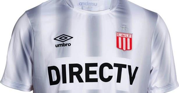 de25049235 Umbro apresenta uniforme comemorativo do Estudiantes de La Plata - Show de  Camisas
