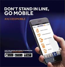 Open New Access Bank Account On Phone