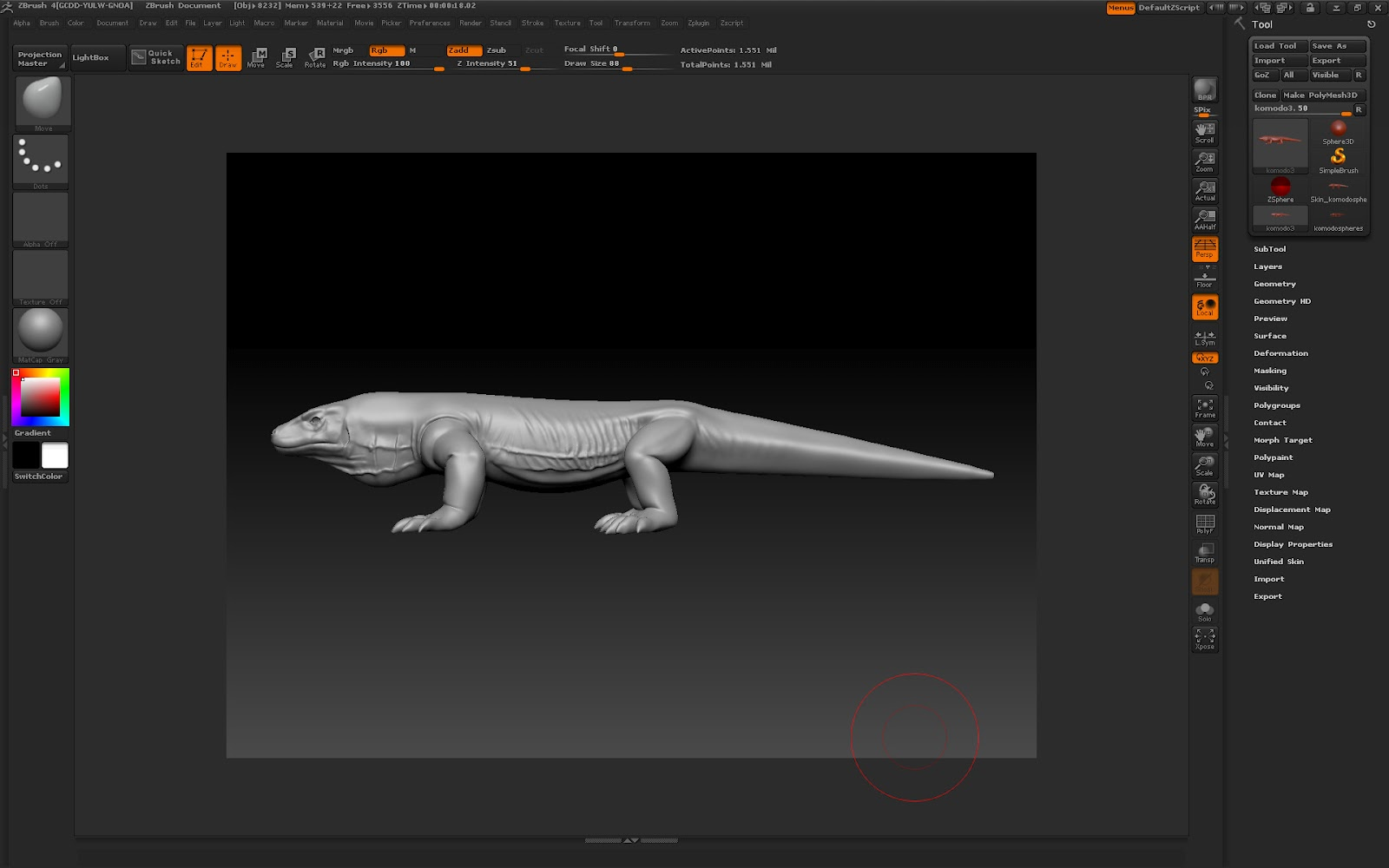 Komodo Dragon Software