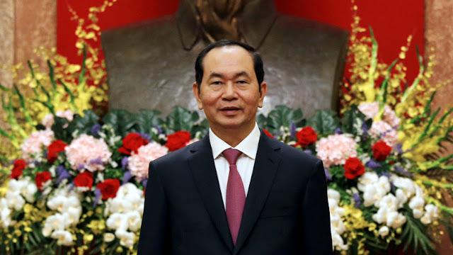 El presidente de Vietnam murió por causa de un virus incurable