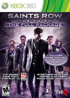 Saints Row The Third The Full Package (X-BOX360) 2012