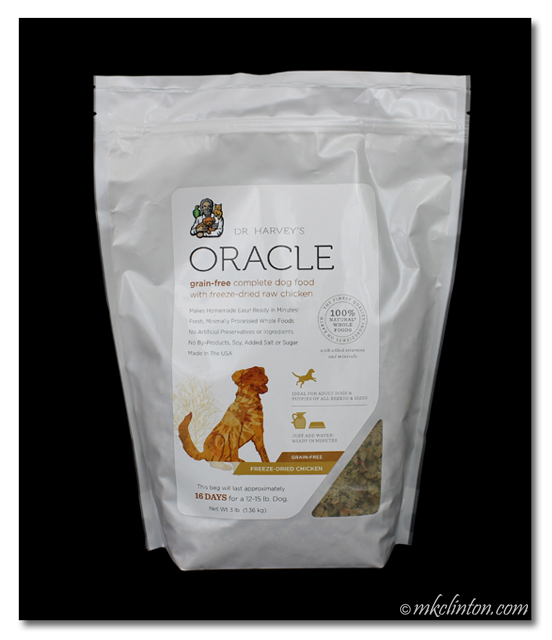 Dr. Harvey's Grain-Free Oracle Dog Food