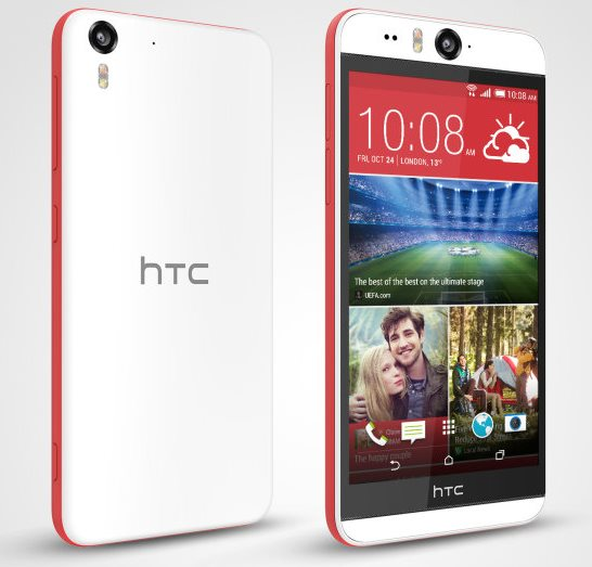 HTC Desire Eye or iPhone 6 Plus