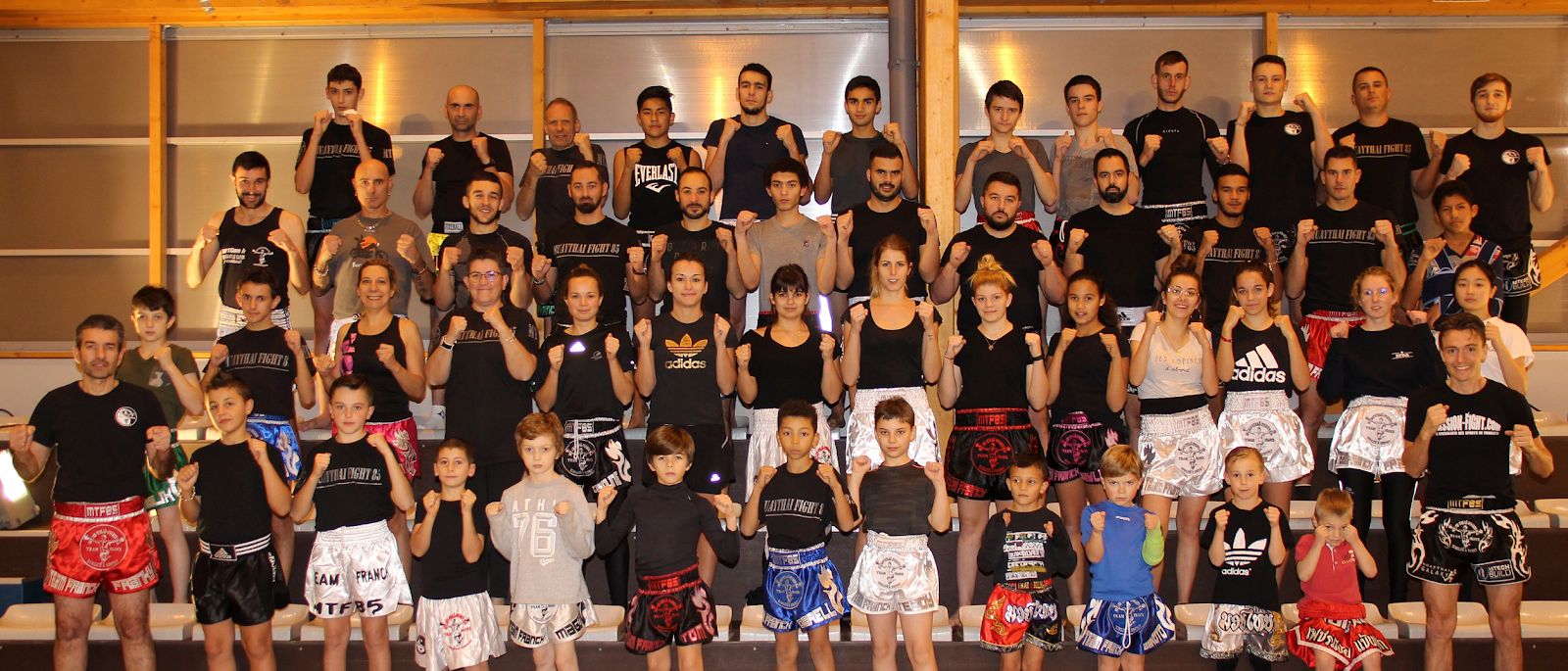 MUAY THAI FIGHT 85