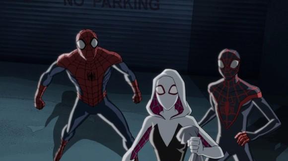 Ultimate spiderman vs spiderman - photo#3