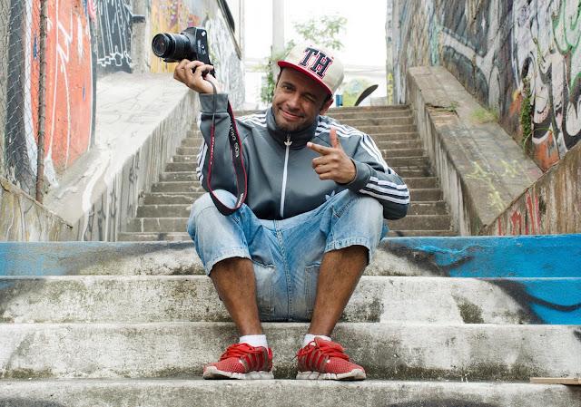 Hugo Marques vai produzir filme sobre  a Cracolândia