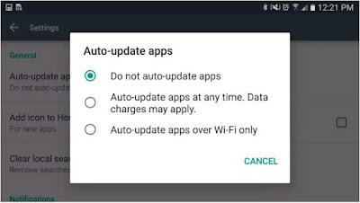Auto Update Aplikasi