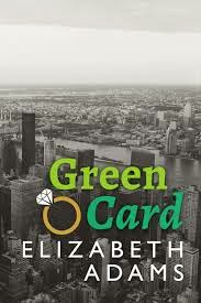 Book Cover: Green Card by Elizabeth Adams