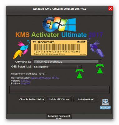 Windows KMS Activator Ultimate 2017 v3.3 Terbaru full version offline
