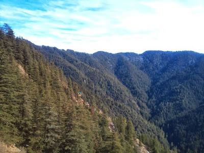 shimla-view