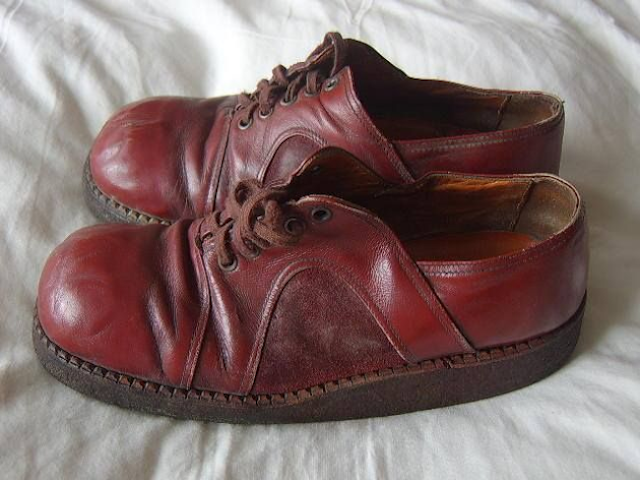 Topper Wedge Sole Shoes 1970s