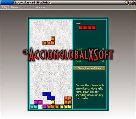 Logyx Pack v17.74 - Pack de juegos de inteligencia - Portable