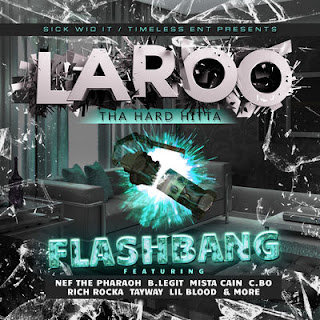 Laroo - Flashbang (2017) - Album Download, Itunes Cover, Official Cover, Album CD Cover Art, Tracklist