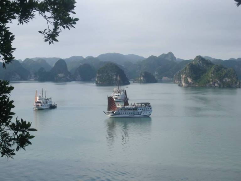 Halong Bay Cruise review
