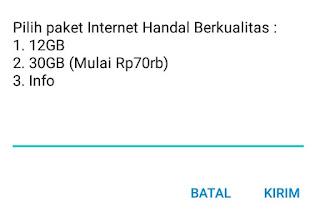 Paket internet simpati loop 2019