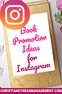 Book promotion ideas for Instagram