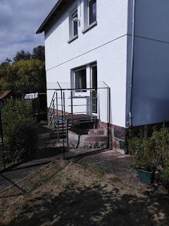 Garten katzensicher vernetzen
