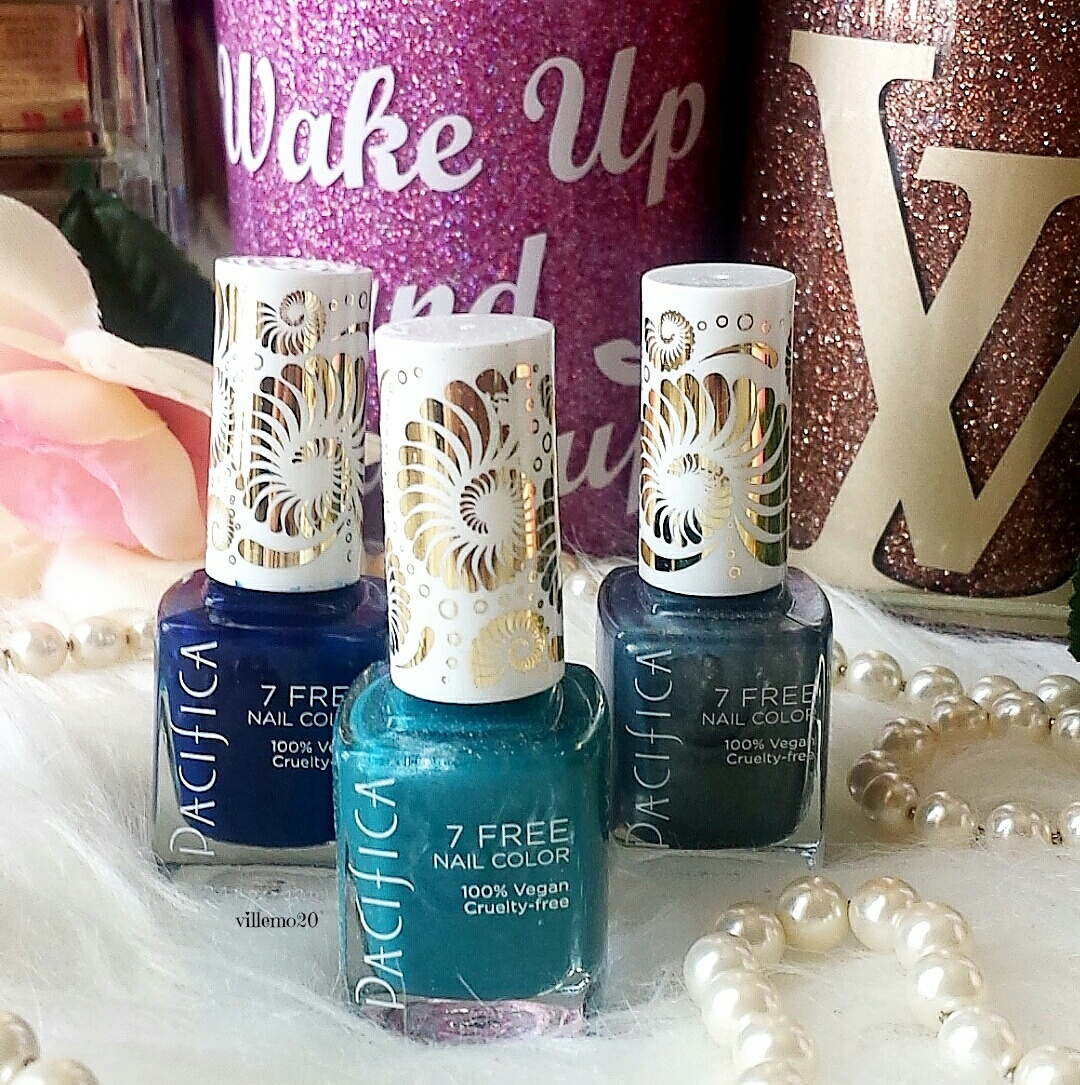 My Little Things ~ Beauty Diary by Monica: Spring Pacifica Nail ...