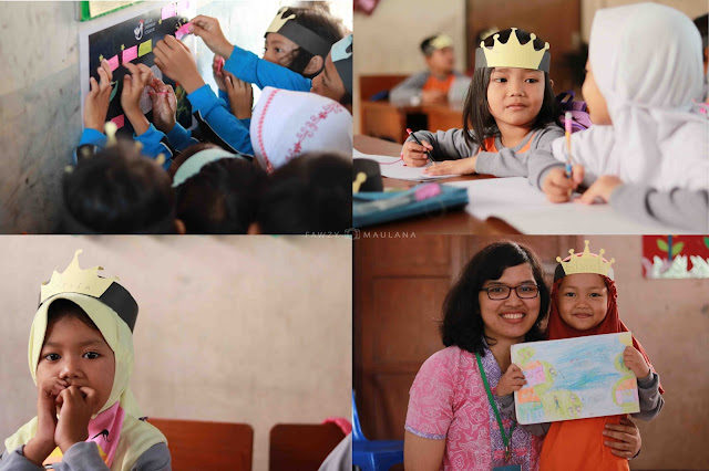 foto kegiatan kelas inspirasi cianjur