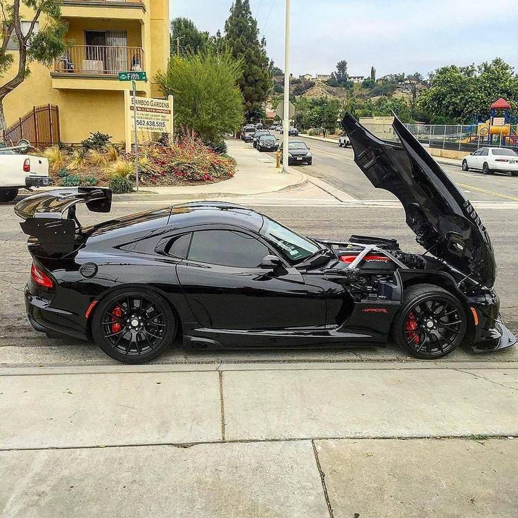 Rate the beast! Dodge Viper ACR