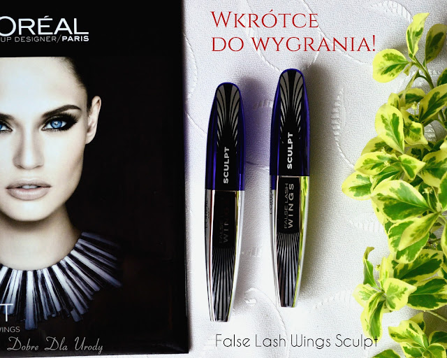 Mascary False Lash Wings Sculpt L'Oréal Paris
