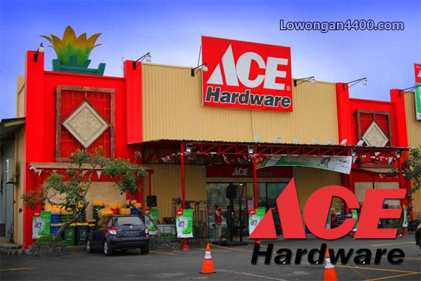 Lowongan Kerja PT Ace Hardware Indonesia (Corporate) Januari 2017
