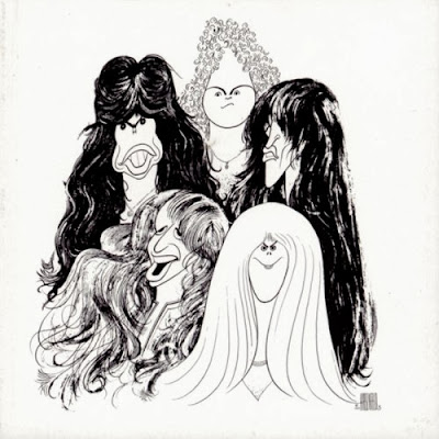Aerosmith Draw The Line 1977
