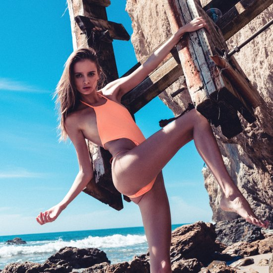 Piers Bosler arte fotografia mulheres modelos fashion beleza - Kristina Boyko