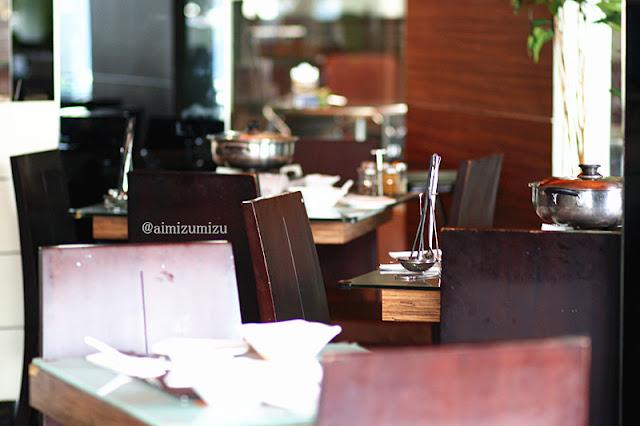 Itasuki Restaurant dan Hotelpon di Blue Sky Pandurata Hotel