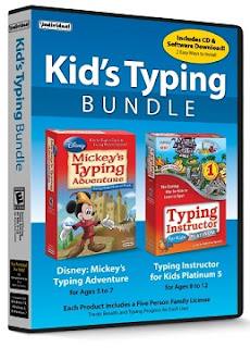 Kids Typing Bundle Discount Coupon