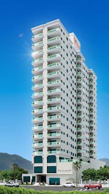 737 - Piazza Mayor Residence - Apto 2 dormitórios - Bairro Morretes - Itapema/SC