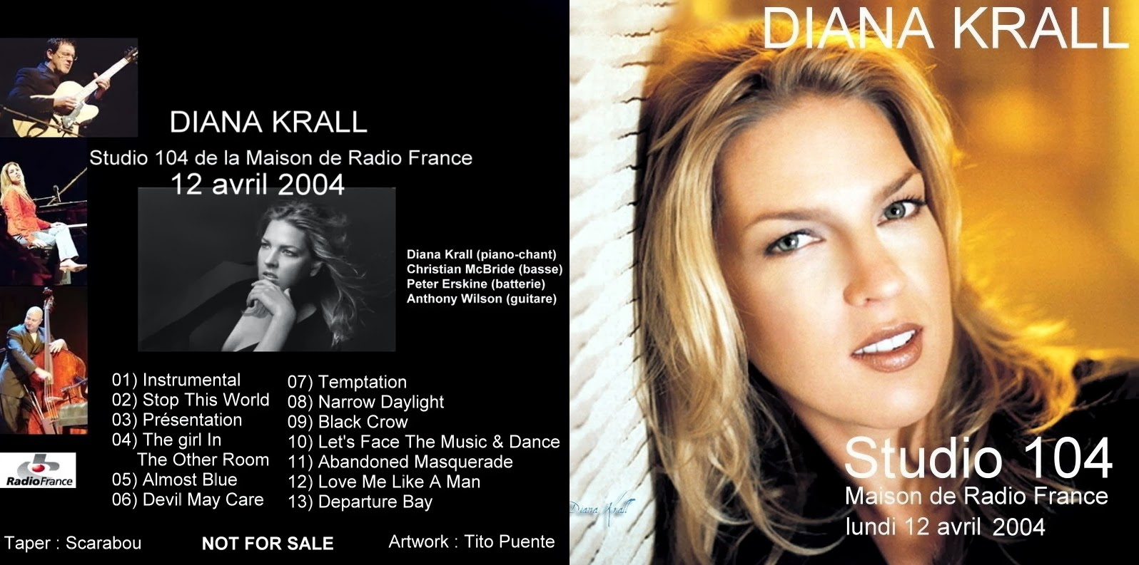 Diana krall live in paris dvd download