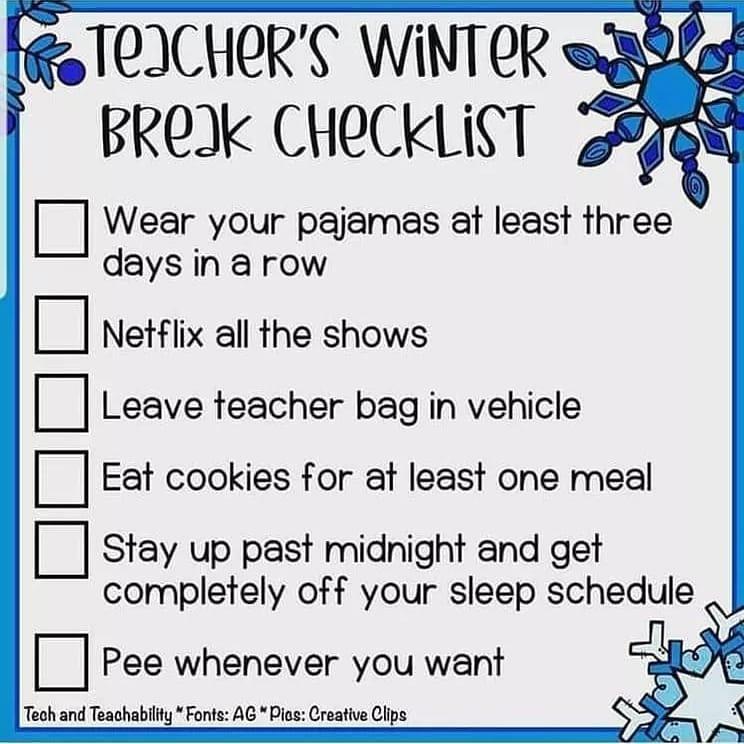 Winter Break Worksheets For Kindergarten