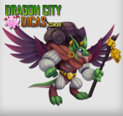 Dragão Mercante - Informações