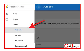 How to Enable Google AdSense Auto ads for your blog (Complete Guide)