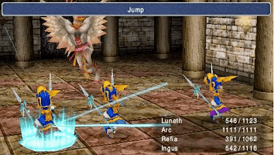 Download Final Fantasy III PPSSPP PSP ISO CSO Terbaru Android