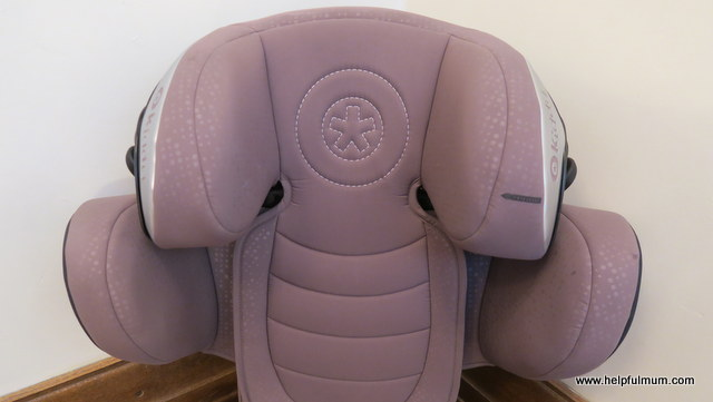 Kiddy Cruiserfix 3 head and shoulder protection