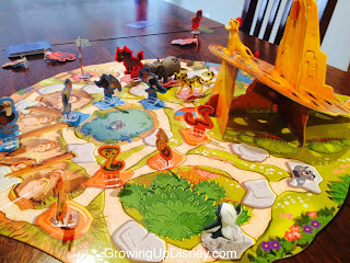 The Lion Guard board game, Growing Up Disney