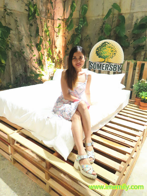 Somersby somertime anytime bed